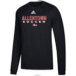 Adidas Men's Climalite Long Sleeve Shirt with AHS Logo